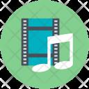 Music Movie Film Icon