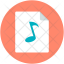 Music File Note Icon