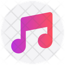 Interface Music Note Icon