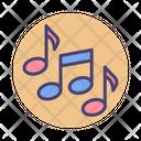 Music Chords Artist Icon