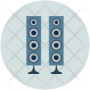 Music Player Speaker Icon