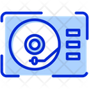 Music Recorder Old Icon