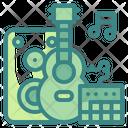 Music Guitar Musical Icon