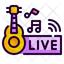 Live Music Show Live Music Concert Music Icon