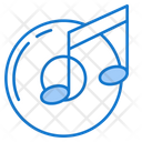 Music Player Play Icon