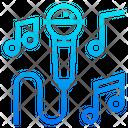 Music Mic Sound Icon