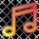 Music Song Quaver Icon
