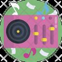 Party Music Entertainment Icon