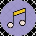 Music Note Symbol Icon