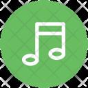 Music Note Volume Icon