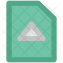 Music Card Chip Icon
