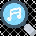 Music Search File Icon
