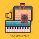 Music Piano Website Icon