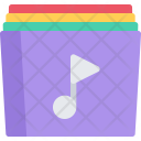 Music Collection Album Icon