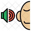 Sound Listen Calm Icon