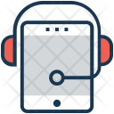 Music Smartphone Phone Icon