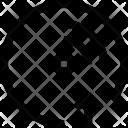 Music Player Arrow Icon