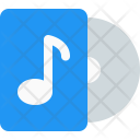 Cd Music Disc Icon
