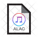 Music Alac Music Sound Icon
