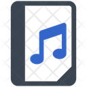 Album Music Track Icon
