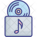 Data Information Media Document Icon