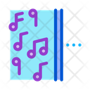 Music And Silence Icon
