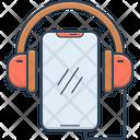 Music App Tone Headphone Icon