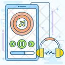 Music App Online Music Audio Music Icon