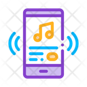 Listening Music Song Icon