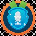 Music Badge Reward Marker Icon