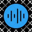 Music Beats Beats Audio Pulses Icon