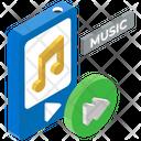Music Blog Blog Blogging Platform Icon