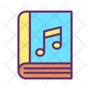 Ibook Music Book Music Education Icon