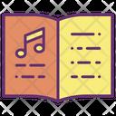 Imusic Book Music Book Music Education Icon