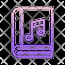 Ibook Music Book Music Education Icon
