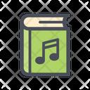 Music Book Icon