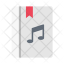 Music Book Melody Icon