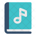 Music Book Education Icon
