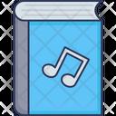 Music Book Audio Book Book Icon