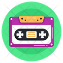 Music Cassette Icon