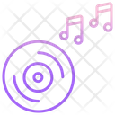 Icd Player Music Cd Song Cd Icon