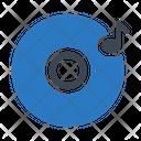 Music Cd Icon