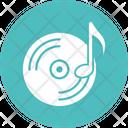Audio Cd Cd Drive Compact Disc Icon