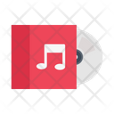Cd Dvd Cover Icon