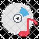 Music Cd Media Icon