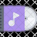 Music Cd Cd Dvd Icon