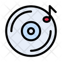 Music Cd Music Dvd Cd Icon