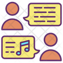 Music Chat Icon