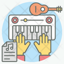 Music Class Music Learning Music Lesson Icon