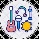 Music Class Music School Icon